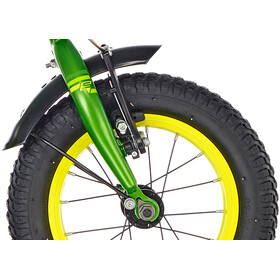 s'cool XXlite 12 - Vélo enfant - steel vert